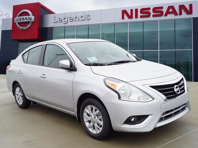 2019 Nissan Versa 1.6 SV Kansas City KS