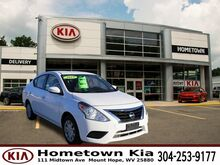 2019_Nissan_Versa_1.6 SV_ Mount Hope WV