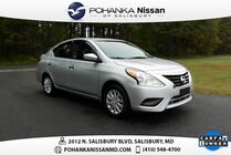 2019 Nissan Versa 1.6 SV Nissan Certified Pre-Owned