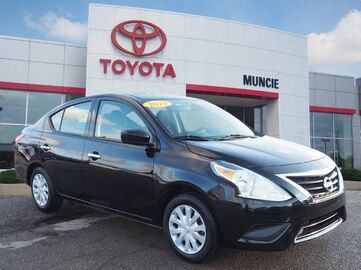 2019_Nissan_Versa_1.6 SV_ Richmond KY