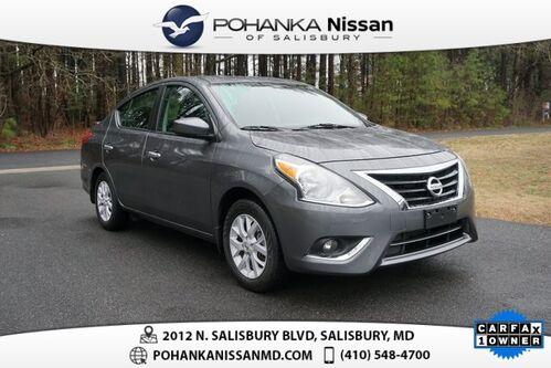 2019_Nissan_Versa_1.6 SV_ Salisbury MD