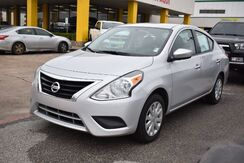 2019_Nissan_Versa_1.6 SV Sedan_ Houston TX