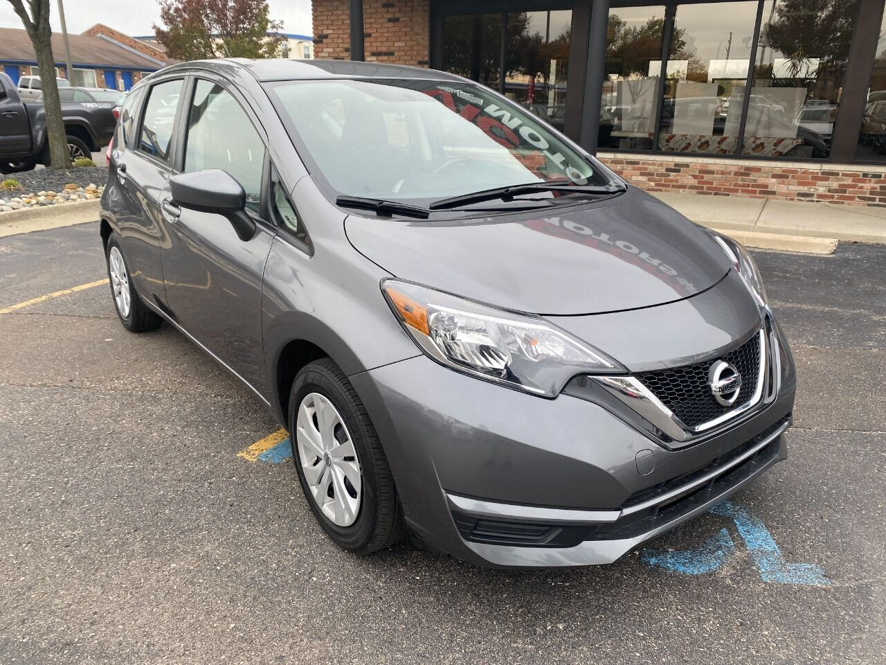 2019 Nissan Versa Note SV 4dr Hatchback Chesterfield MI