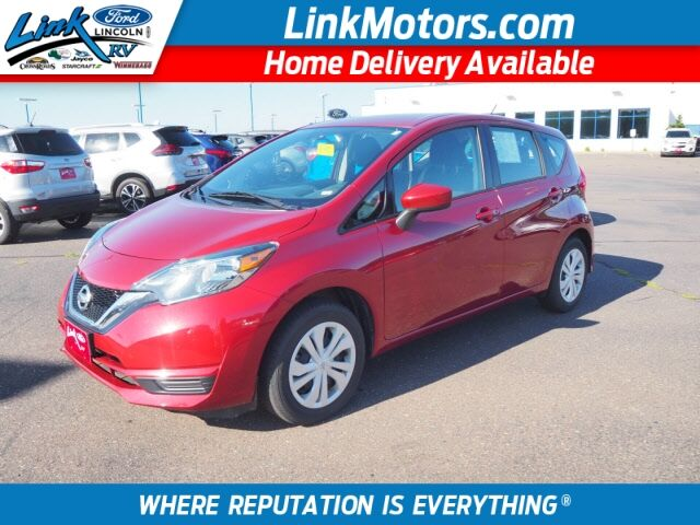 2019 Nissan Versa Note SV Rice Lake WI