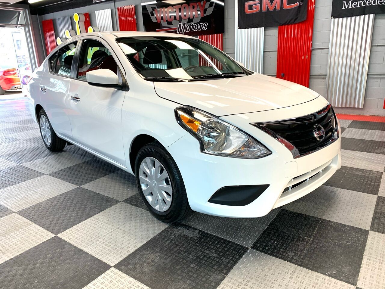 2019 Nissan Versa S 4dr Sedan Royal Oak MI