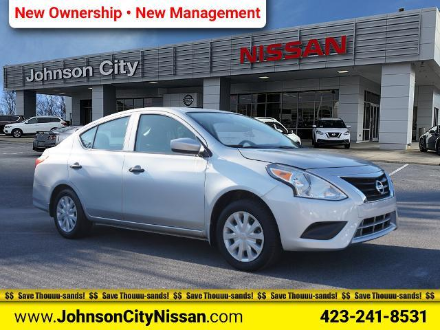 2019 Nissan Versa S Johnson City TN