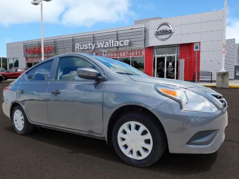 2019 Nissan Versa S Plus Knoxville TN