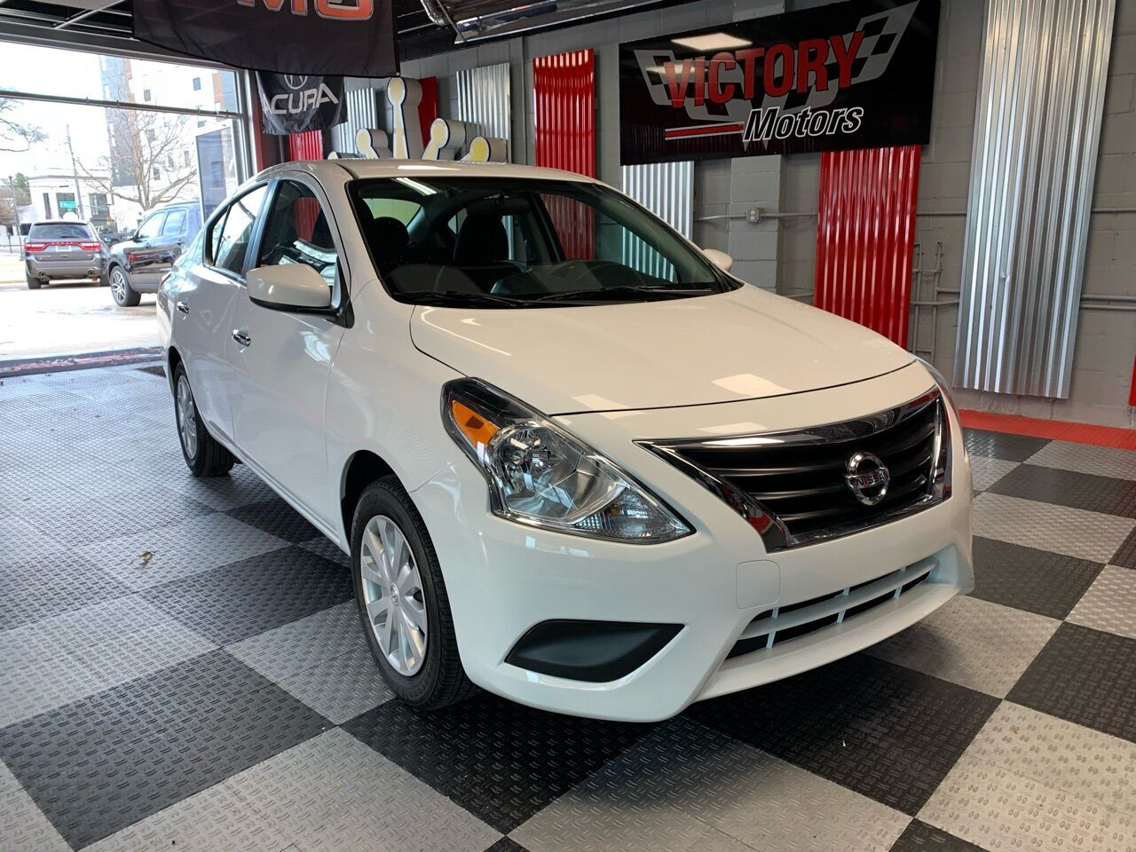2019 Nissan Versa SV 4dr Sedan Royal Oak MI