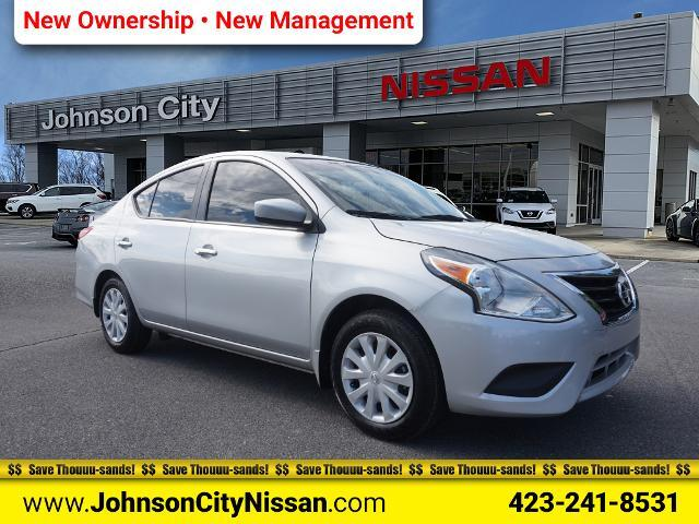 2019 Nissan Versa SV Johnson City TN