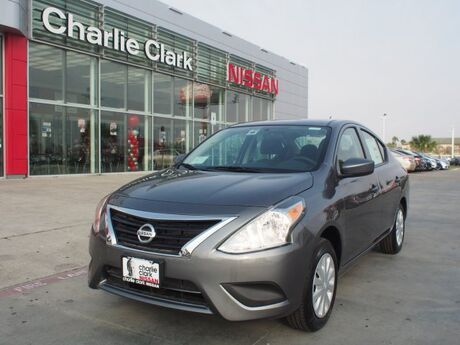 2019 Nissan Versa Sedan S Brownsville TX