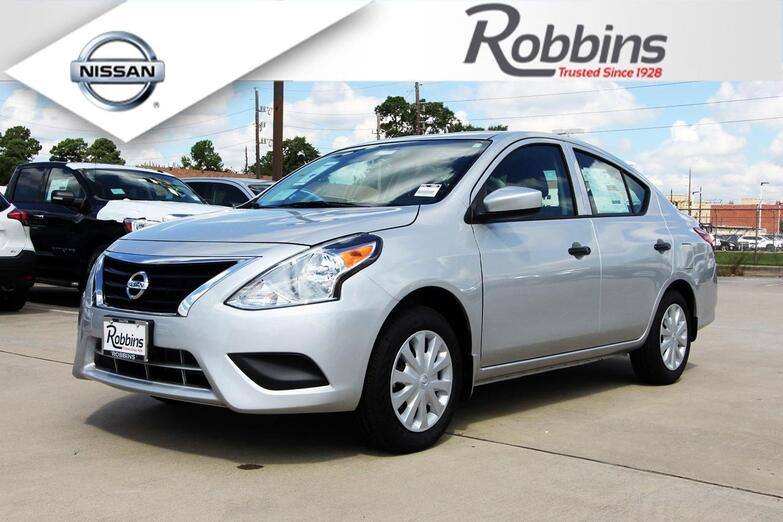 2019 Nissan Versa Sedan S Houston TX