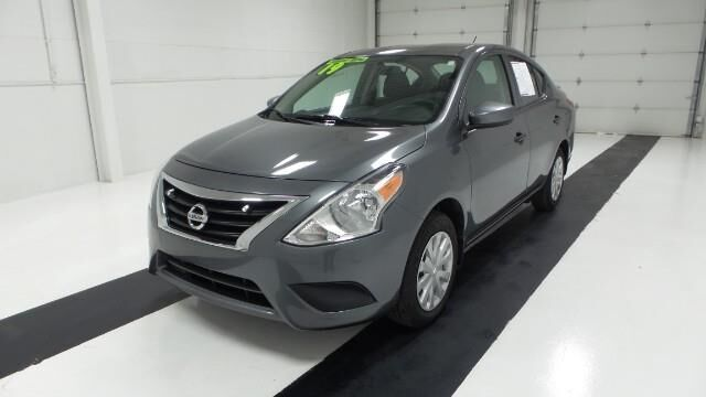 2019 Nissan Versa Sedan S Manual Topeka KS