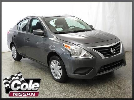2019_Nissan_Versa Sedan_S Plus_ Southwest MI