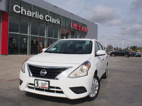 2019 Nissan Versa Sedan S Plus Brownsville TX
