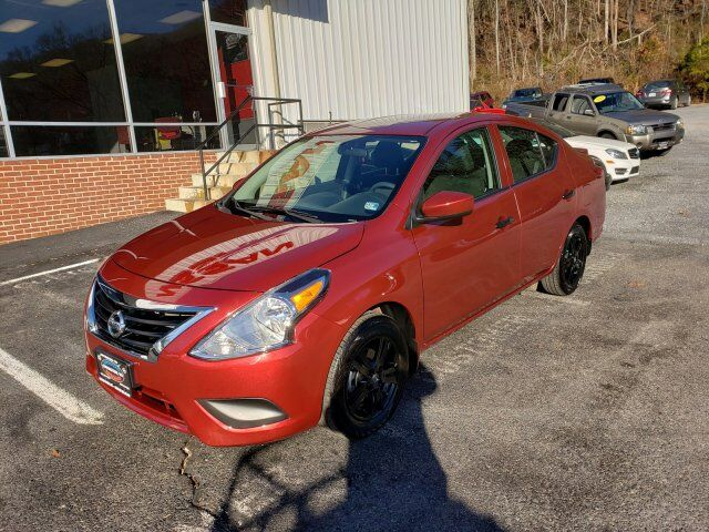 2019 Nissan Versa Sedan S Plus Covington VA