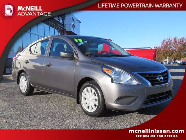 2019 Nissan Versa Sedan S Plus High Point NC