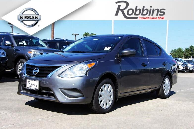 2019 Nissan Versa Sedan S Plus Houston TX