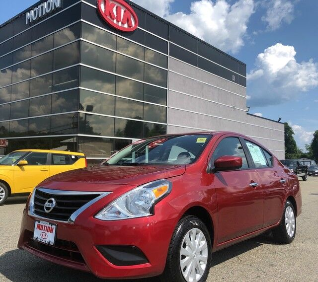 2019 Nissan Versa Sedan SV Hackettstown NJ