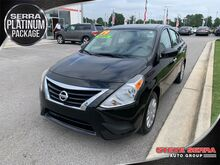 2019_Nissan_Versa Sedan_SV_ Decatur AL