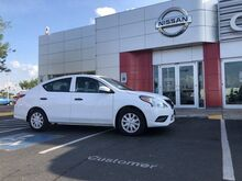 2019_Nissan_Versa Sedan_SV_ Harlingen TX