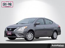 2019_Nissan_Versa Sedan_SV_ Houston TX