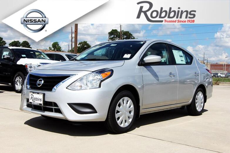 2019 Nissan Versa Sedan SV Houston TX