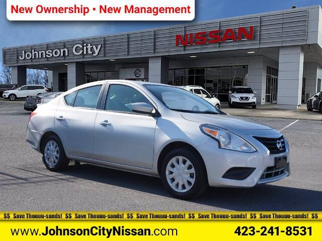 2019 Nissan Versa Sedan SV Johnson City TN