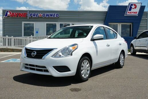 2019 Nissan Versa Sedan SV Mission TX