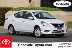 2019_Nissan_Versa Sedan_SV_ Roseville CA