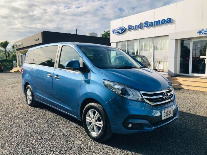 2019 No Make G10 9-SEATER 2.0L GASOLINE 2WD AUTOMATIC TRANSMISSION VAN Vaitele