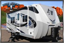 2019 Northwood Arctic Fox 22G Travel Trailer
