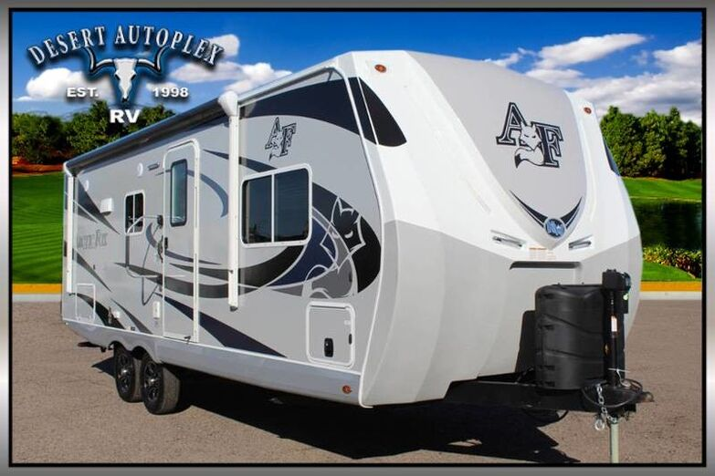 2019 Northwood Arctic Fox 25R Single Slide Travel Trailer Mesa AZ