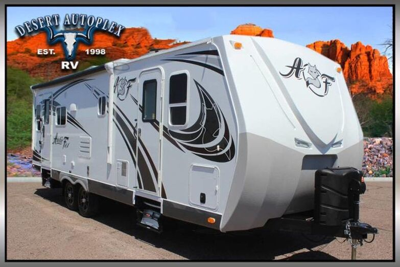 2019 Northwood Arctic Fox 25Y Single Slide Travel Trailer Mesa AZ