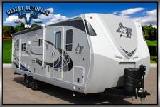 2019 Northwood Arctic Fox 25Y Single Slide Travel Trailer