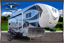 2019 Northwood Arctic Fox 27-5L Double Slide Fifth Wheel RV