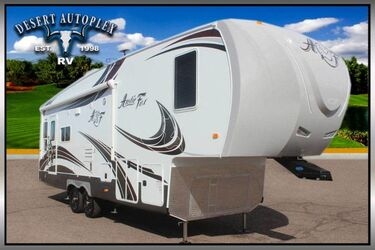 Northwood Arctic Fox 29-5T Double Slide Fifth Wheel RV Mesa AZ