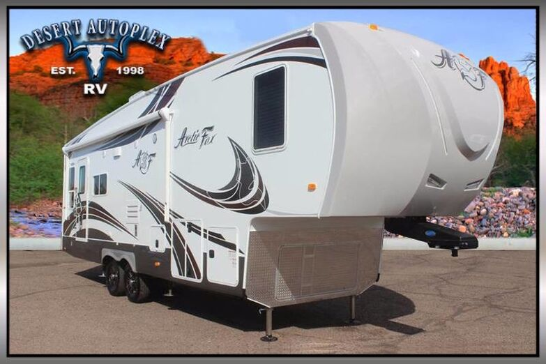 2019 Northwood Arctic Fox 29-5T Double Slide Fifth Wheel RV Mesa AZ