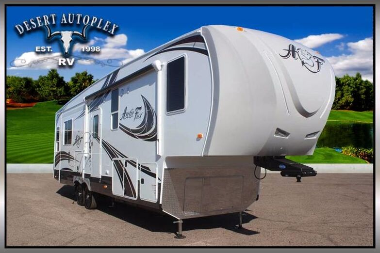 2019 Northwood Arctic Fox 32-5M Triple Slide Fifth Wheel RV Mesa AZ