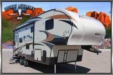2019 Northwood Fox Mountain 235RLS Single Slide Fifth Wheel RV