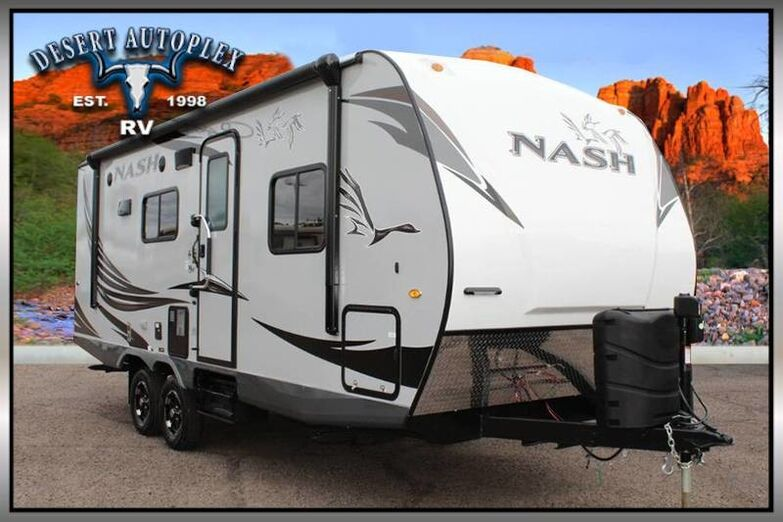 2019 Northwood Nash 23D Single Slide Travel Trailer Mesa AZ