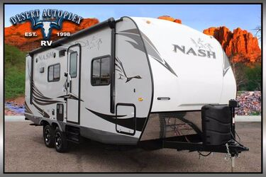 Northwood Nash 23D Single Slide Travel Trailer Mesa AZ