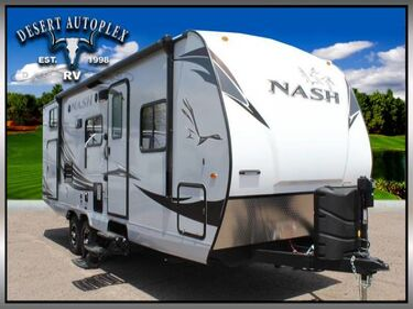 Northwood Nash 24B Single Slide Travel Trailer Mesa AZ