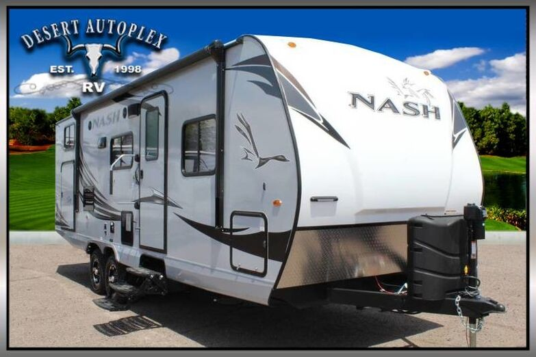 2019 Northwood Nash 24B Single Slide Travel Trailer RV Mesa AZ