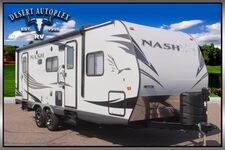2019 Northwood Nash 25C Single Slide Travel Trailer