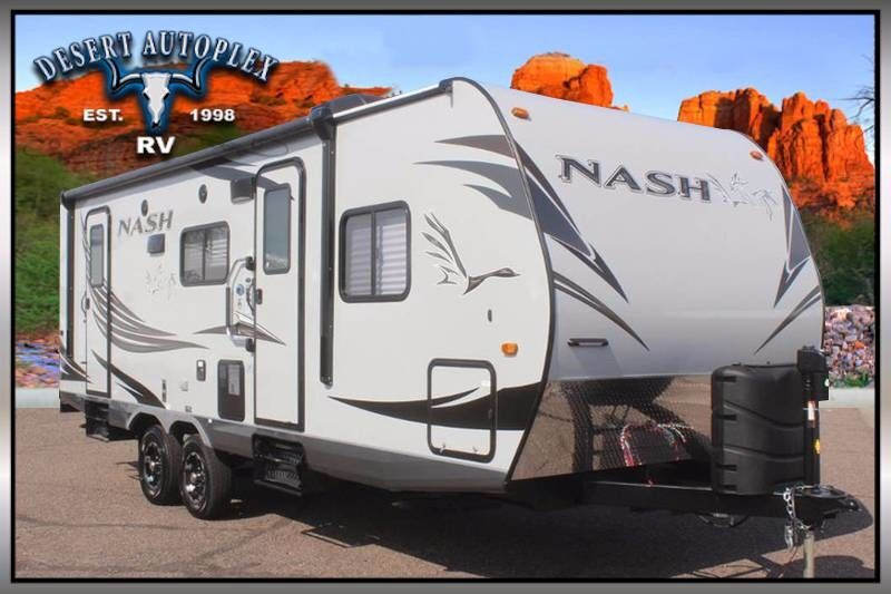 2019 Northwood Nash 25C Single Slide Travel Trailer Mesa AZ