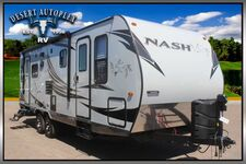 2019 Northwood Nash 26N Single Slide Travel Trailer Brand New