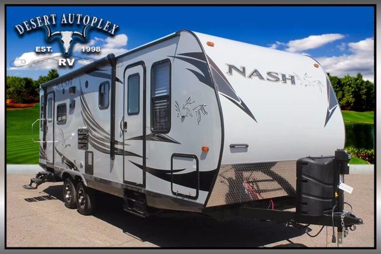 2019 Northwood Nash 26N Single Slide Travel Trailer Mesa AZ