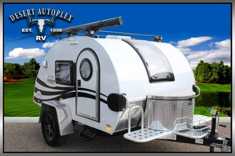 2019 NuCamp T@G Boondock Edge Teardrop Travel Trailer Mesa AZ