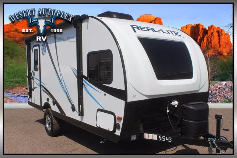 2019 Palomino Real-Lite 178 Single Slide Travel Trailer RV Mesa AZ