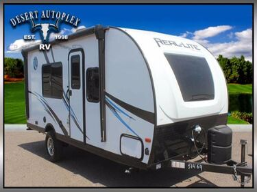 Palomino Real-Lite 180 Ultra Light Travel Trailer Mesa AZ